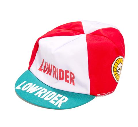 Lowrider Retro Cycling Cap
