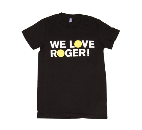 We Love Roger lady