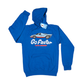 Go faster hoody for  6-8-10 years old