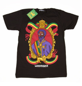 His Imperial Majesty teeshirt black 1