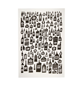 Bottles Artprint
