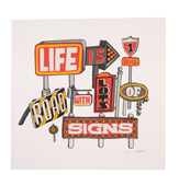 Life is...Artprint